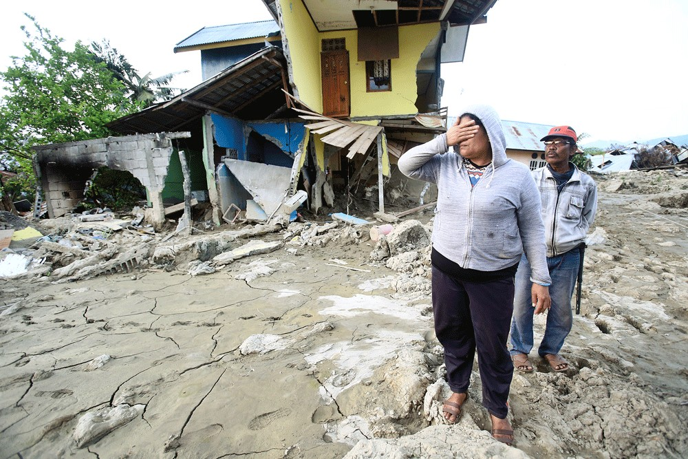 Indonesia invites international experts to study soil liquefaction