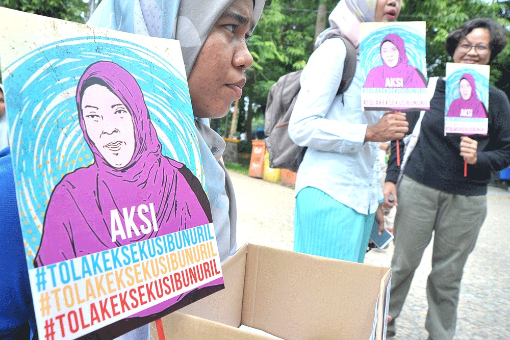 Jokowi won't grant Nuril amnesty