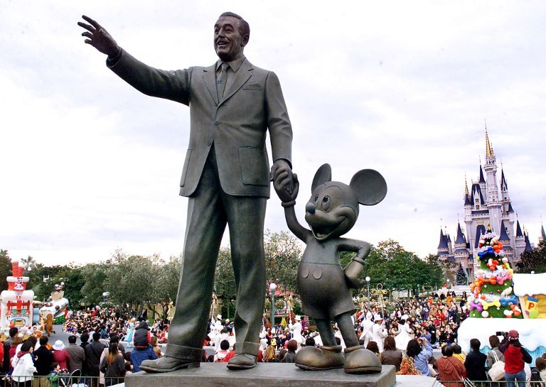 mickey mouse celebrates 90 years as the world s most famous cartoon