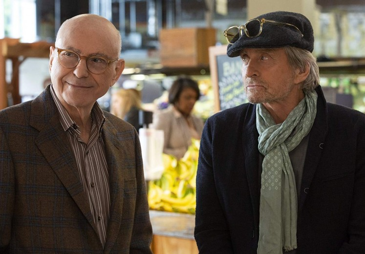 'The Kominsky Method' with Michael Douglas renewed for a second season