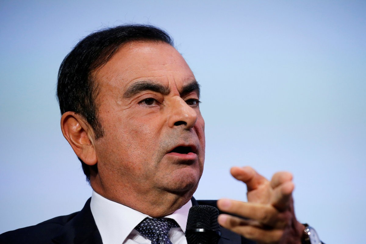 Nissan rocked by star executive Ghosn's fall