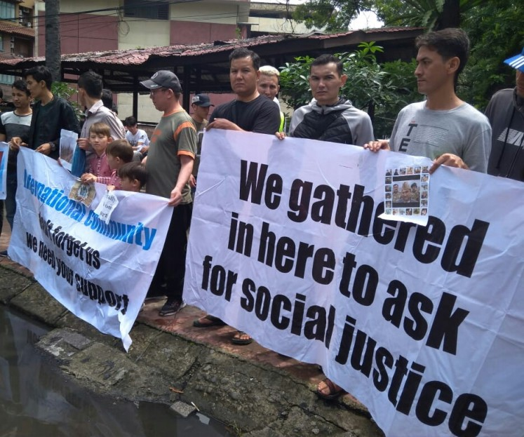 Indonesia refugee policy is on right track