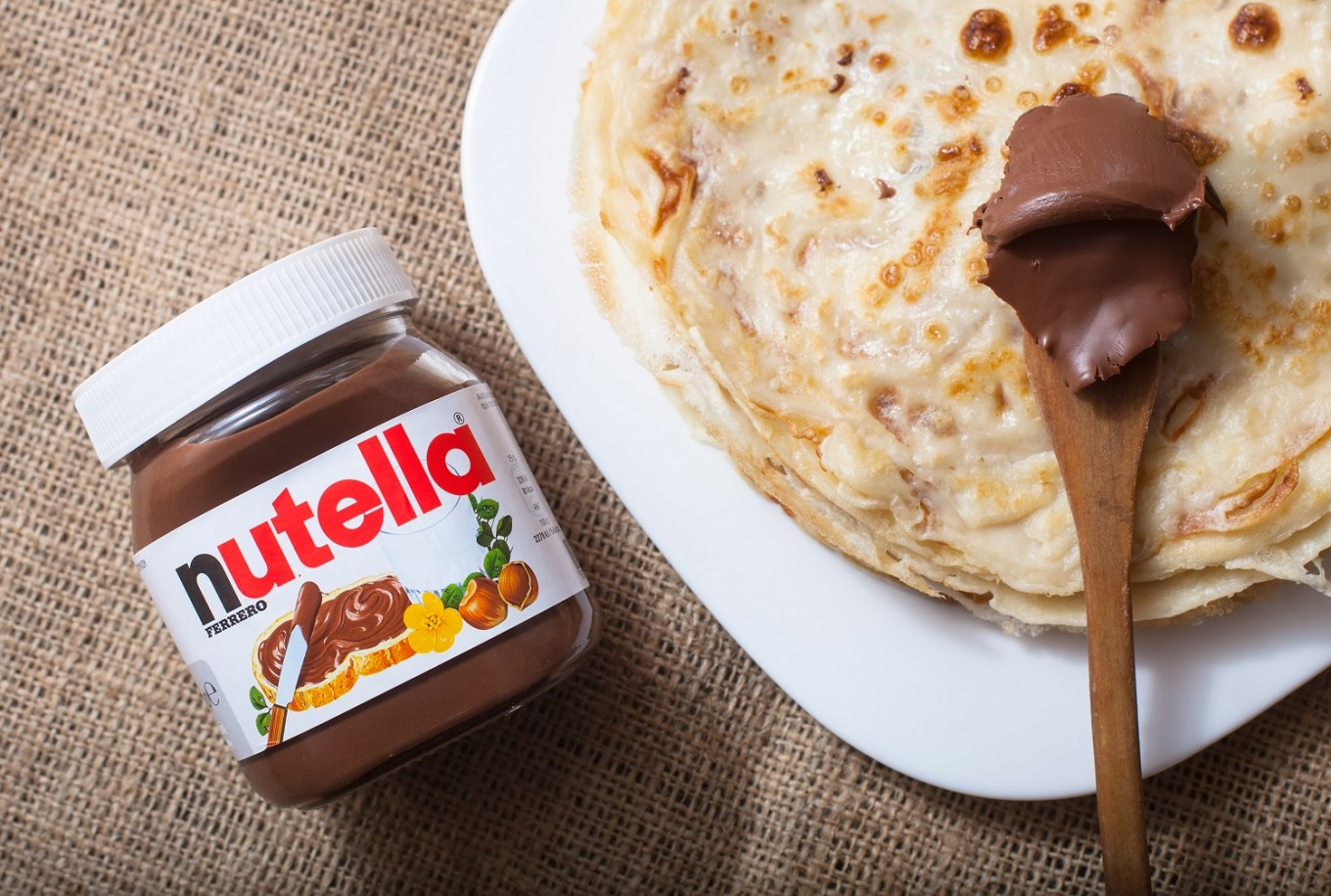 In New York, get your Nutella fix at this new café