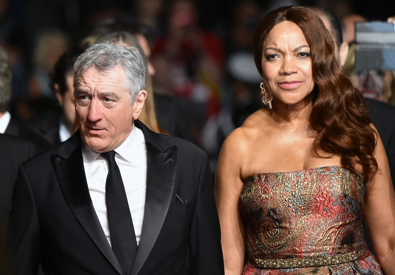 Robert De Niro And Grace Hightower Are Reportedly - HD 1200×900