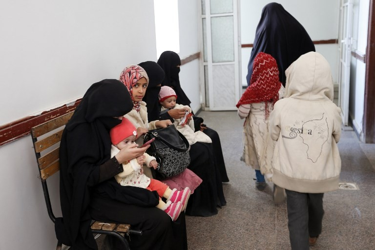 Up to 85,000 children 'dead of starvation or disease in Yemen'