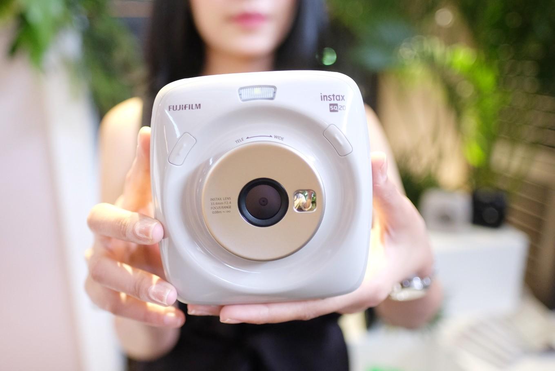 Fujifilm launches latest instant camera in Jakarta
