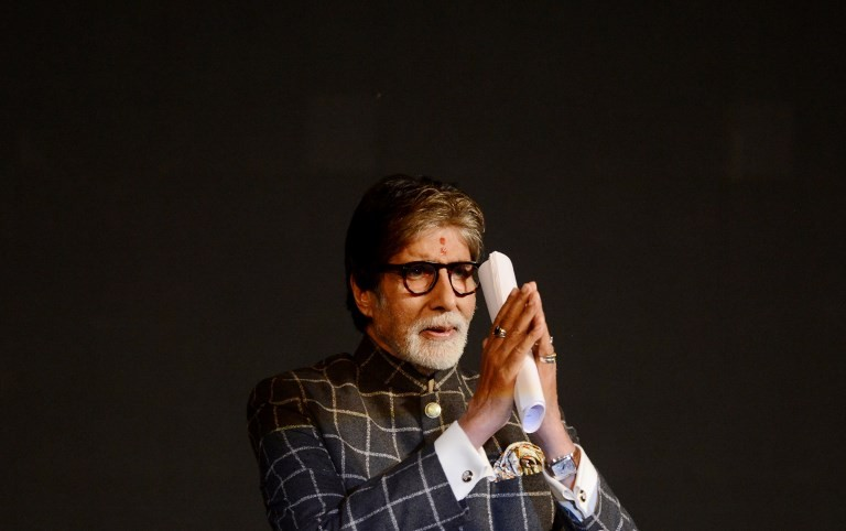 Bollywood's Amitabh Bachchan becomes farmers' star after clearing loans
