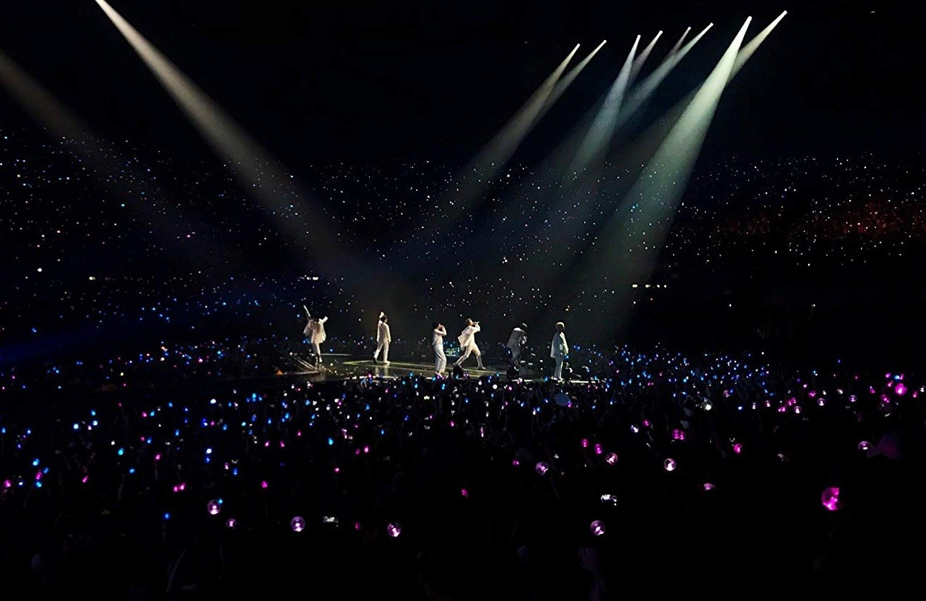 BTS 'Burn the Stage' beats out One Direction in US theaters