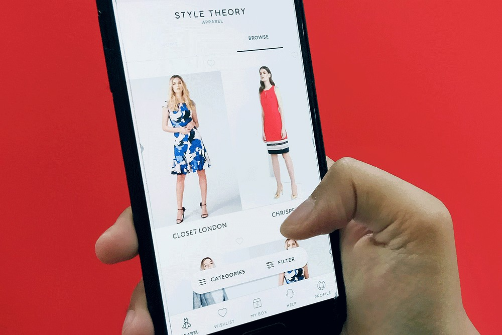 Fashion rental platform Style Theory secures $15 million in Series B round