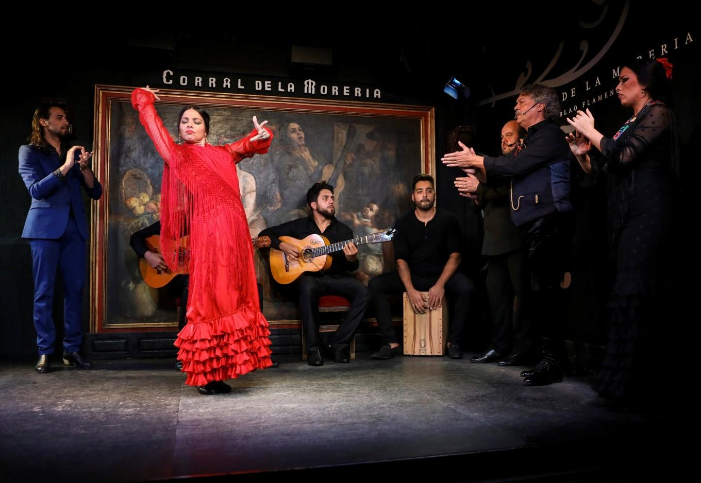 Spanish restaurant with flamenco flair awarded Michelin star