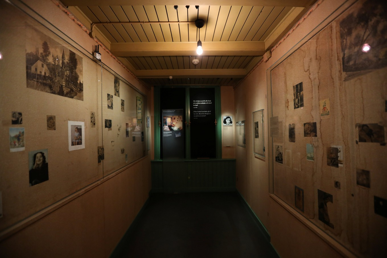 Anne Frank's house revamped for 'new generation' - Art ...