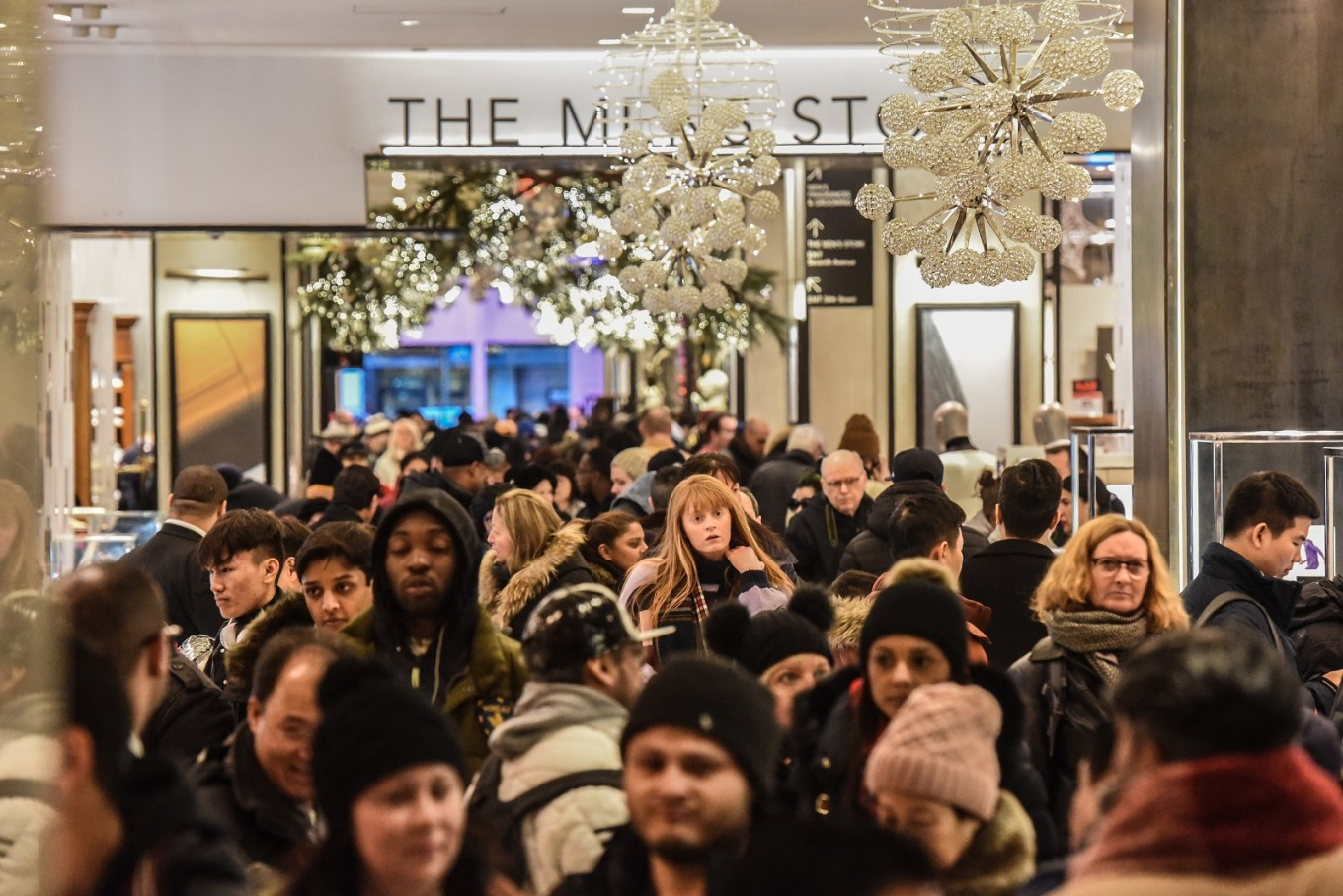 Retailers look to millennials for holiday shopping cheer