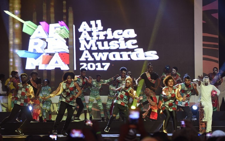 'Africa's Grammys' celebrate the hits of the continent