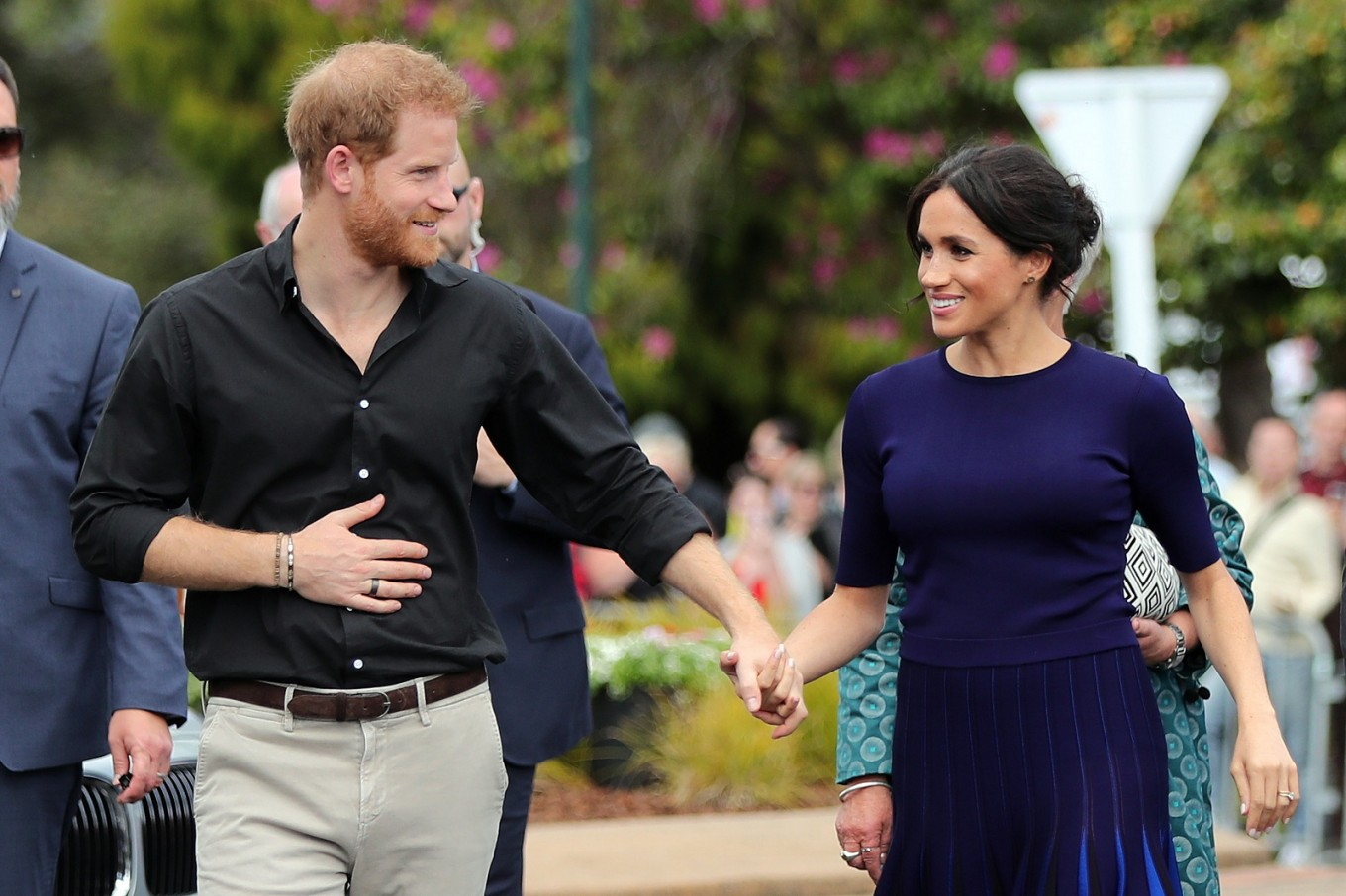 Harry and Meghan announce move to Windsor in early 2019