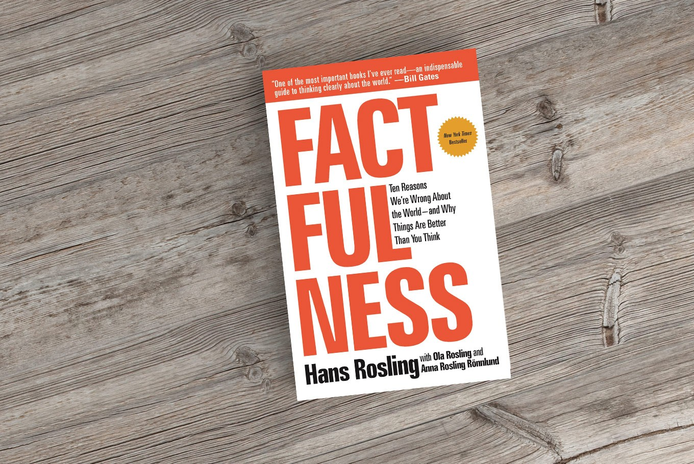 'Factfulness': When numbers ring true on world progress
