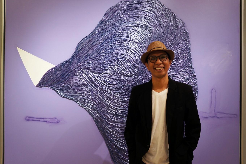 Ciptadana Art Program shines light on Gusmen Heriadi's works