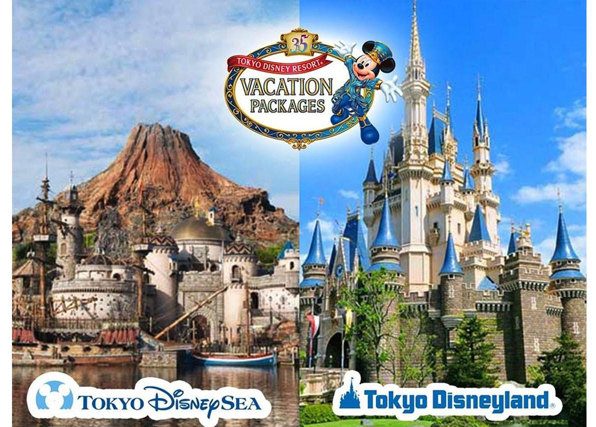 Enjoy a fantasy-filled family vacation