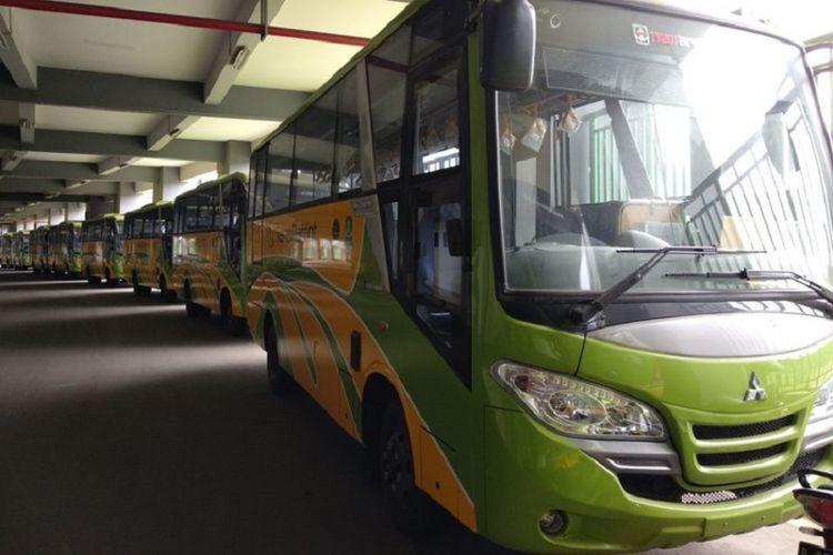 Bekasi's Transpatriot set to be Transjakarta feeder service