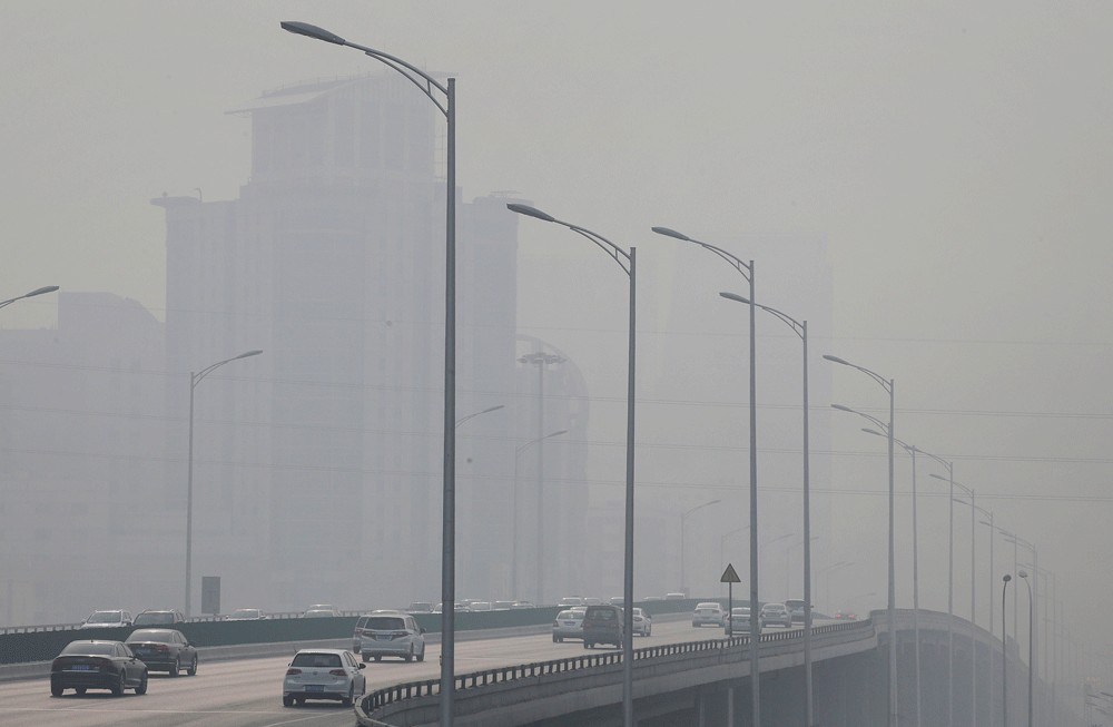 Smog causes an estimated 49,000 deaths in Beijing, Shanghai in 2020: Tracker