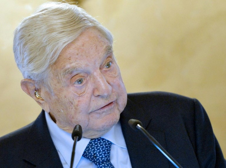 George Soros foundation says will end Turkey activities