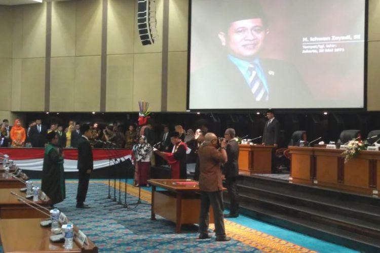 Ichwan Zayadi inaugurated as City Council deputy speaker