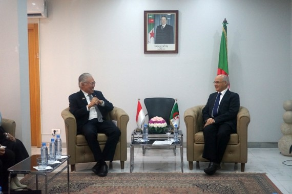 Indonesia and Algeria step up trade and investment