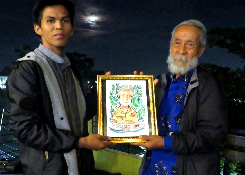 Hanung Bramantyo brave for adapting 'Bumi Manusia', Soesilo Toer says