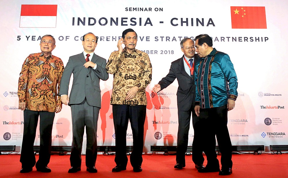 China urges Indonesia to settle differences over South China Sea