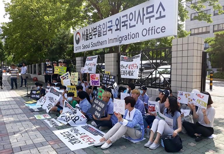 For God and country: S. Korea grants Christian convert asylum