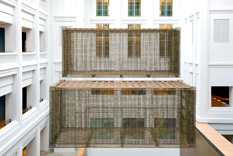 Singapore hosts first minimalist art exhibit in Southeast Asia