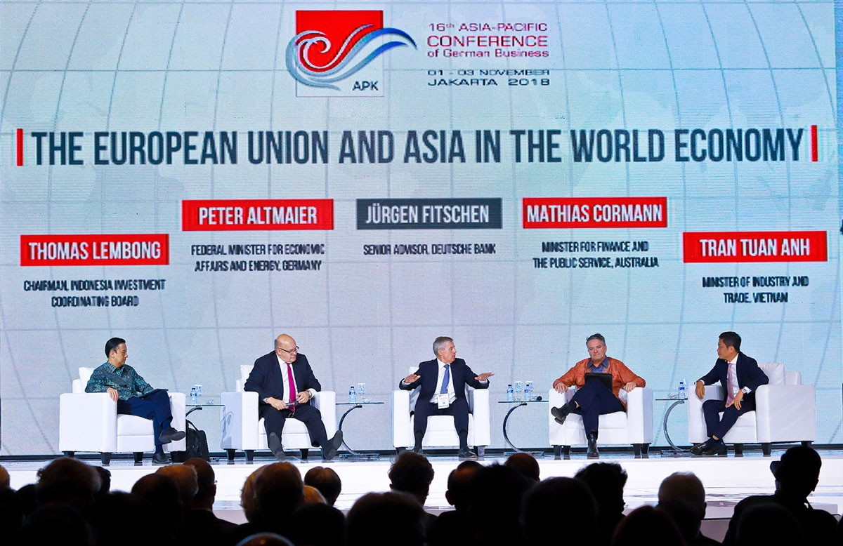 16th APK Conference examines global challenges