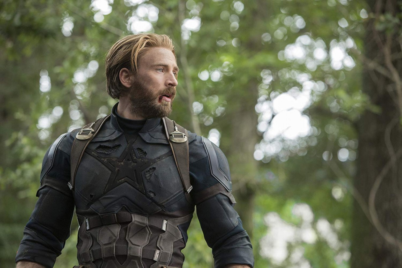 Chris Evans Not Done Yet As Captain America Avengers Director