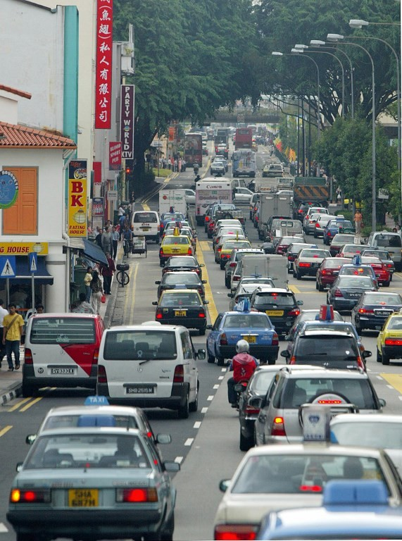 Singapore tests on-demand buses to ease congestion, as Asian cities watch