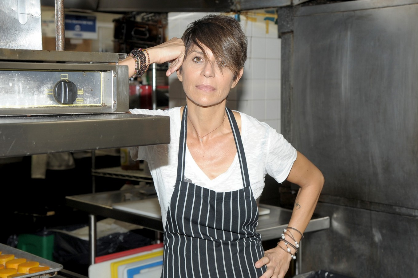 French chef first woman to earn three Michelin stars in US