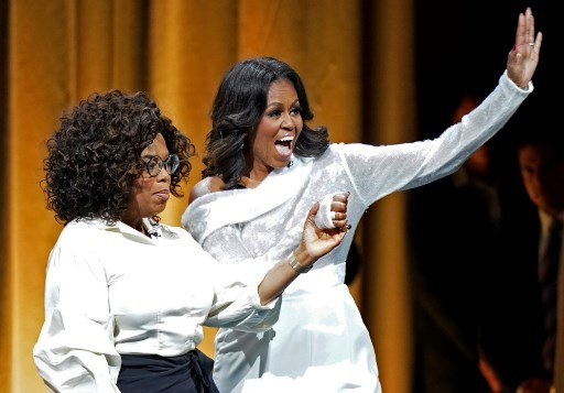 Michelle Obama's memoir sells two million copies in two weeks