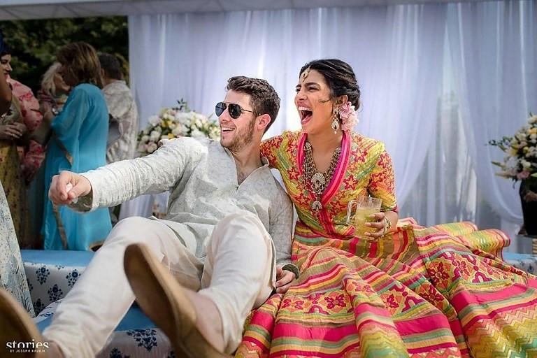Priyanka Chopra and Nick Jonas wed in lavish India ceremony