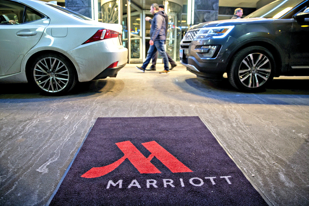 Marriott sued by housekeeper over guest sexual misconduct