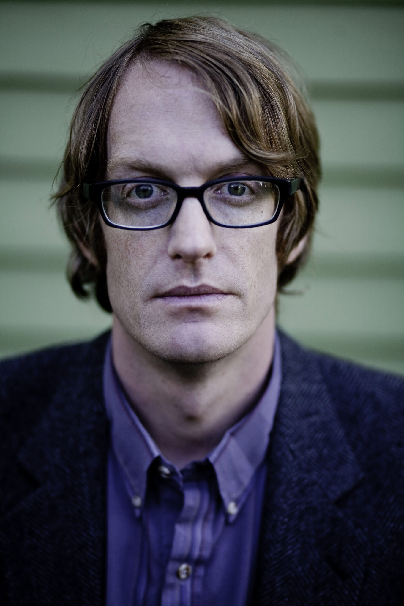 Patrick deWitt on 'French Exit' and the attraction of the rich