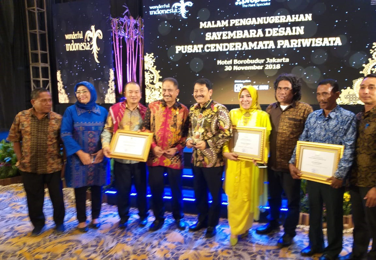 Taman Simalem gets sustainable tourism award