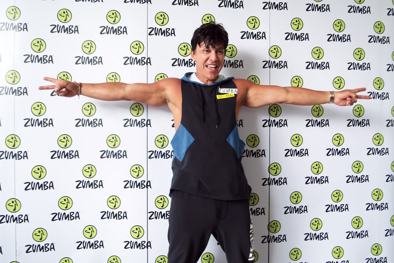 Zumba not a weight-loss program, says founder