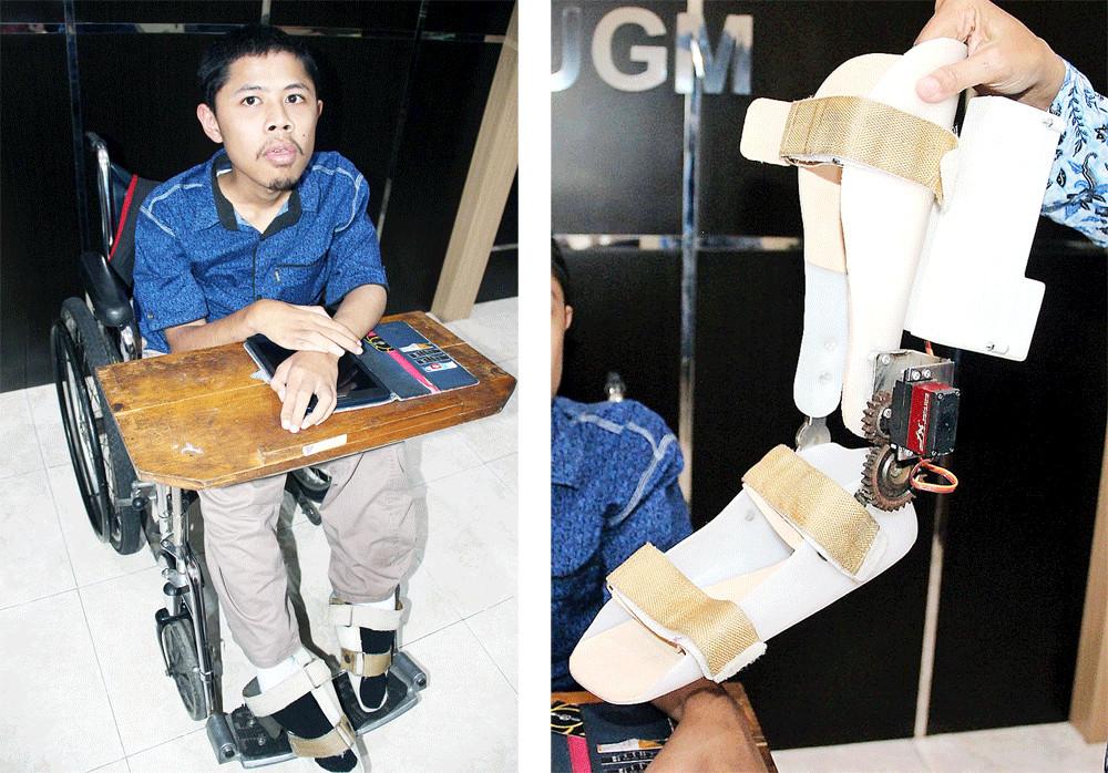 Indonesian student kick-starts robot venture