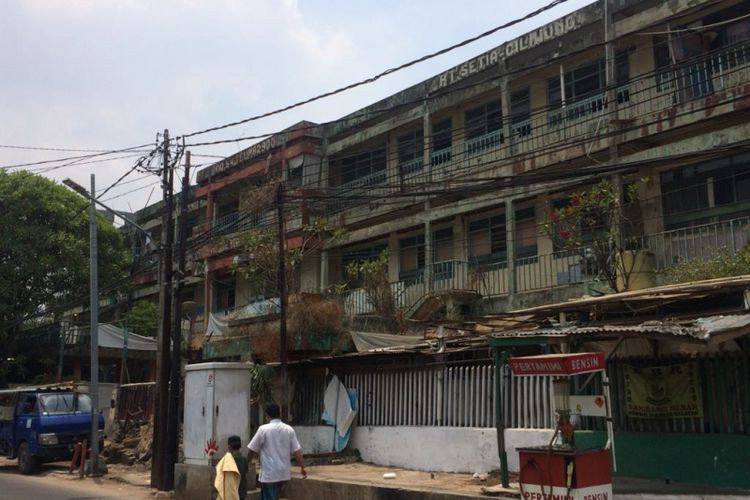 'Kampung susun' project for Bukit Duri evictees in limbo