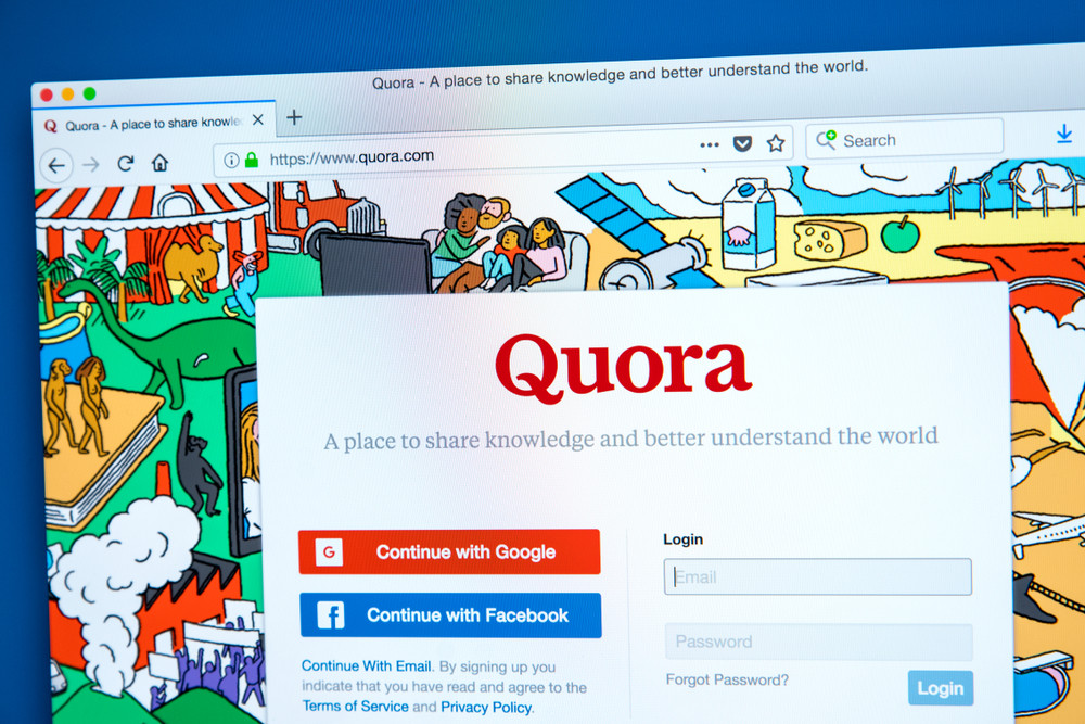 Quora says 100 million users hit by security breach