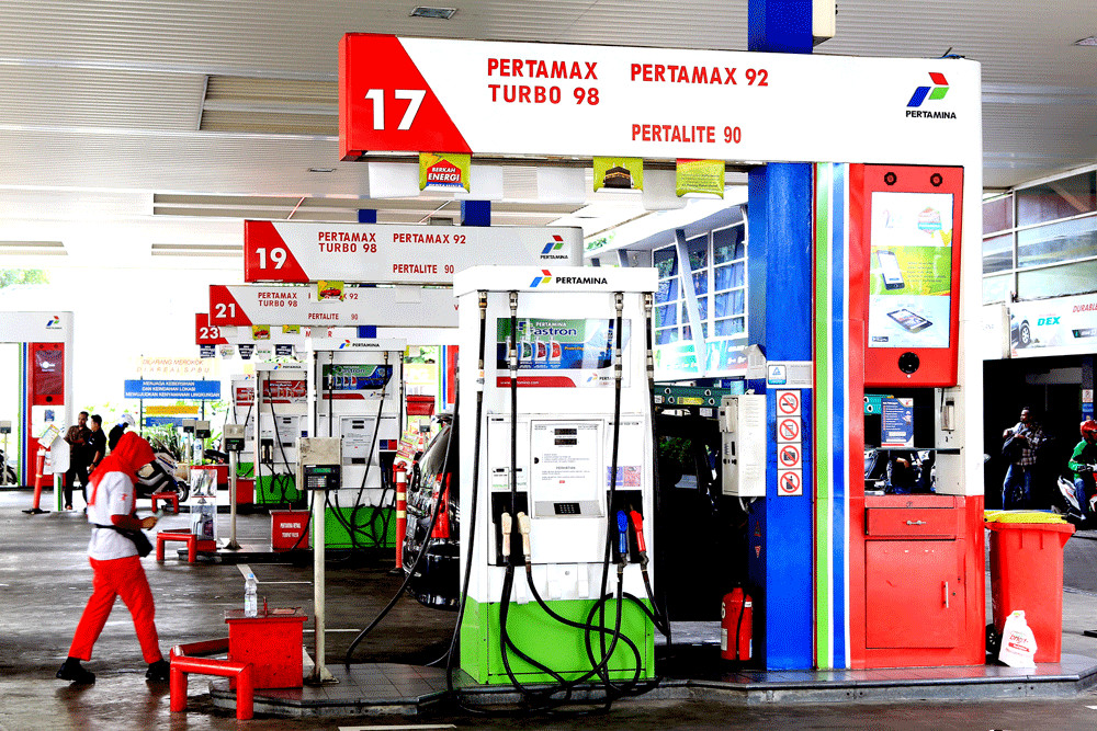 Pertamina's first half net profits double to $660M