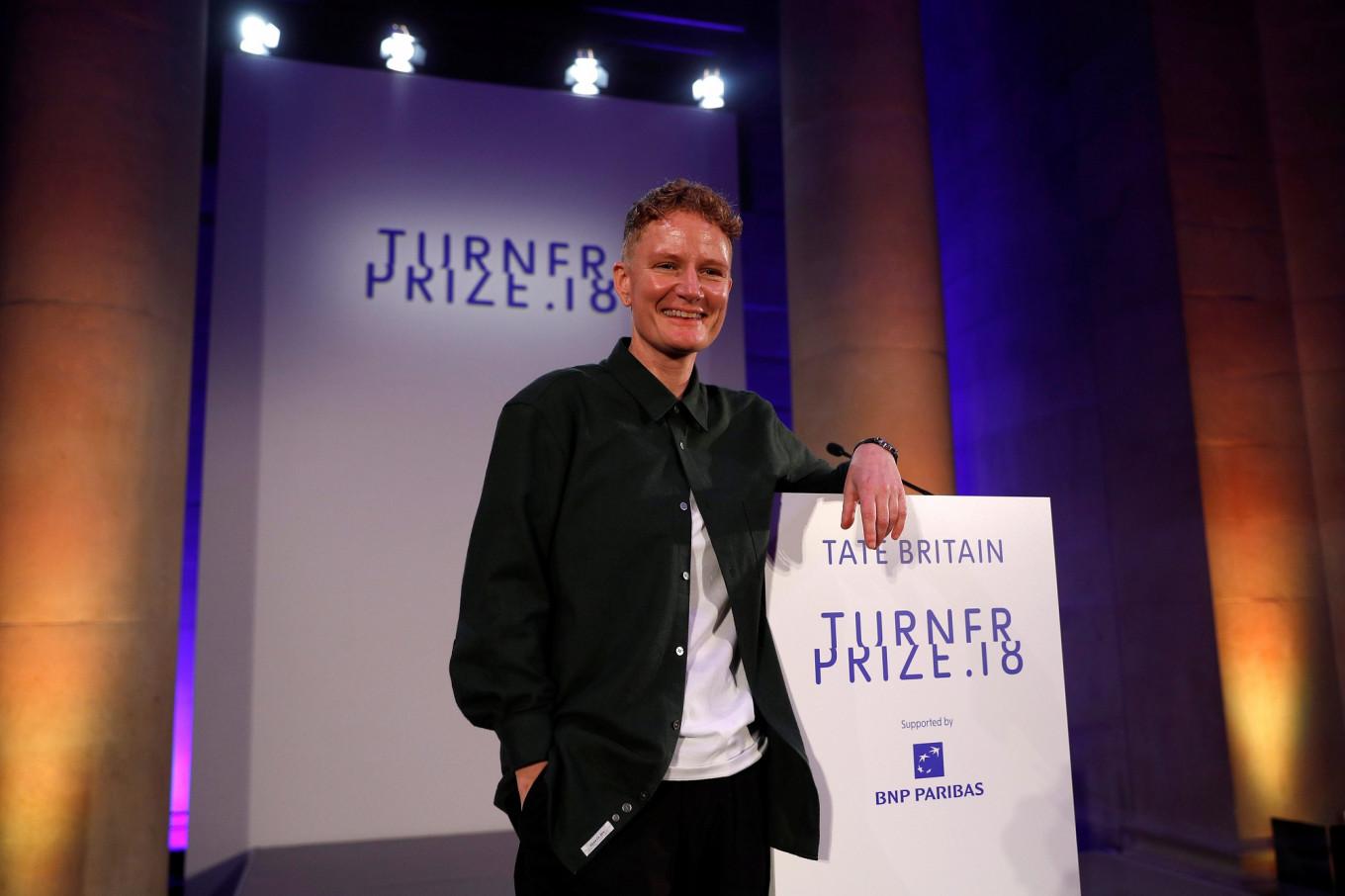 Scottish iPhone filmmaker wins Turner Prize