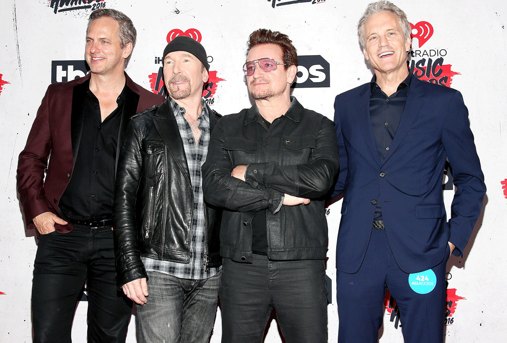Ticket sales to U2 Singapore concert to open tomorrow