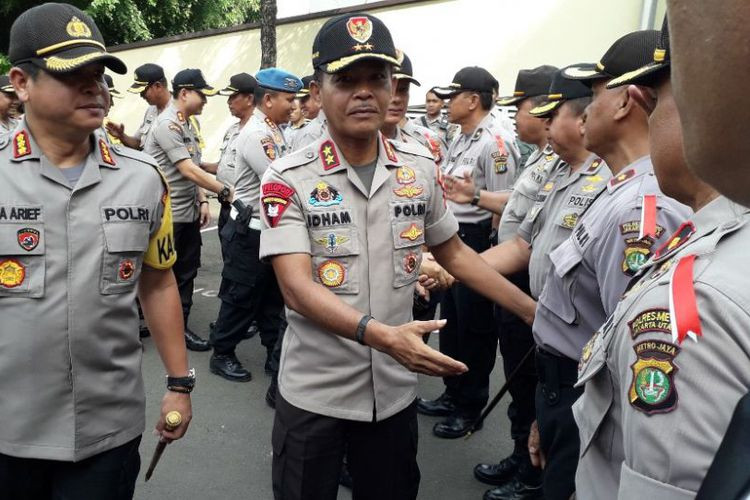 Jokowi proposes chief detective as Indonesia's top cop