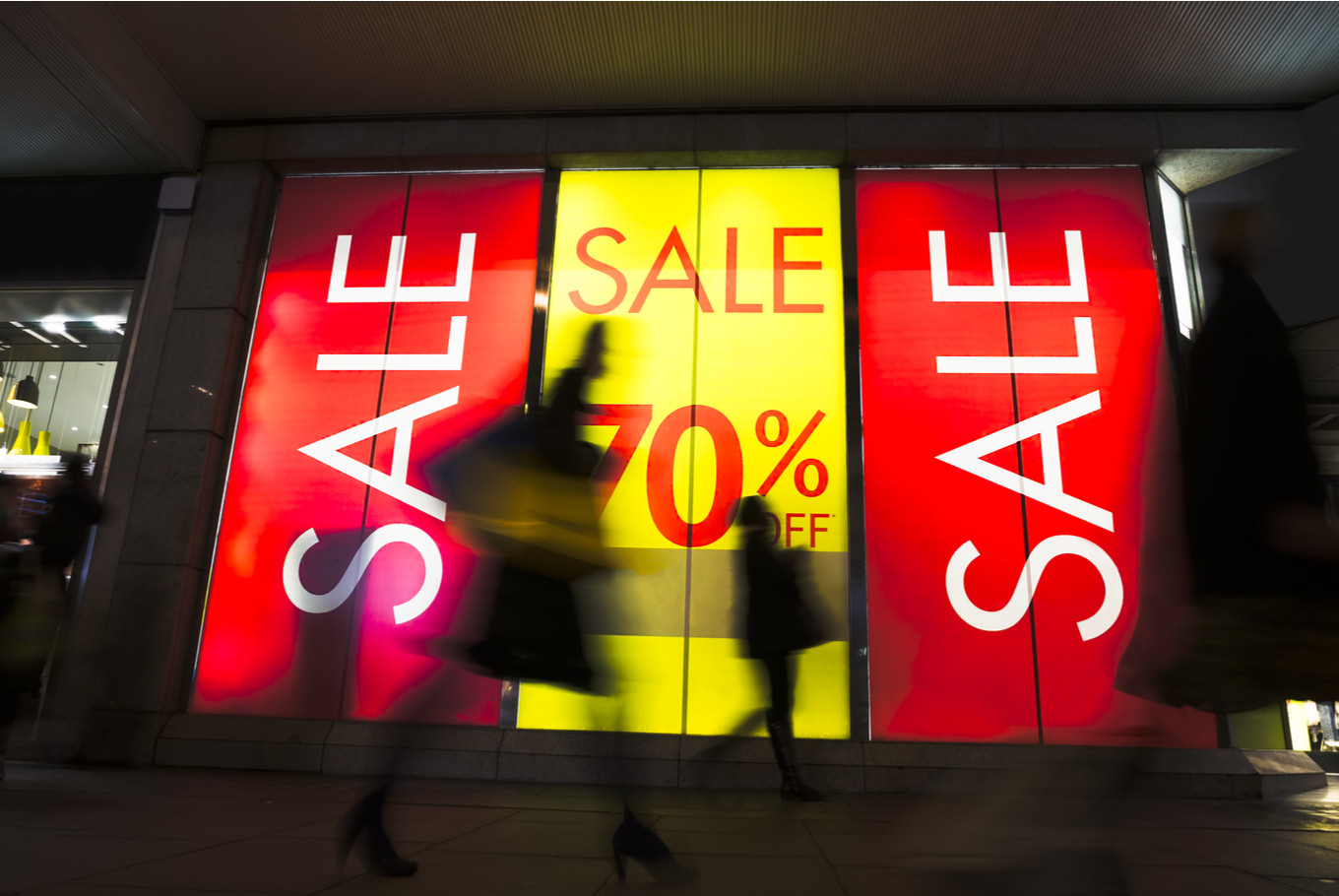 Discounts, fast fashion and retail therapy: The never-ending cycle of wanting