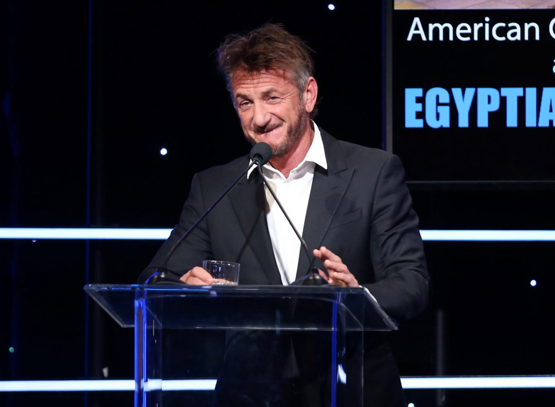 Sean Penn in Istanbul to film Khashoggi documentary: Reports