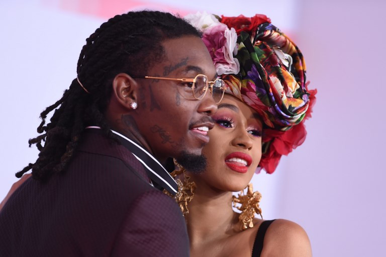 Cardi B splits with husband Offset - 'We just grew out of love'